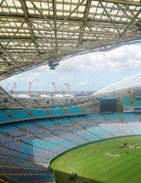 Sydney, The Largest Stadium In Olympic History